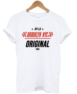brooklyn nyc original 1994 t-shirt ZNF08