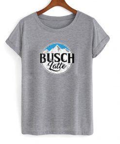 busch latte t-shirt ZNF08