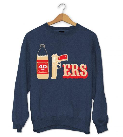 40 Fers Sweatshirt ZNF08