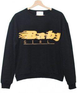 About Baby Girl Sweatshirt ZNF08