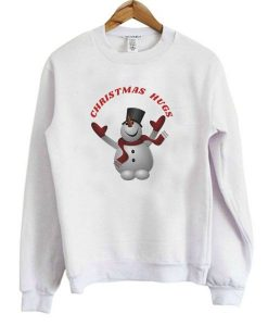 About Christmas Hug Sweatshirt ZNF08