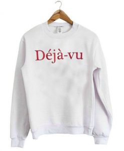 About Dejavu Sweatshirt ZNF08