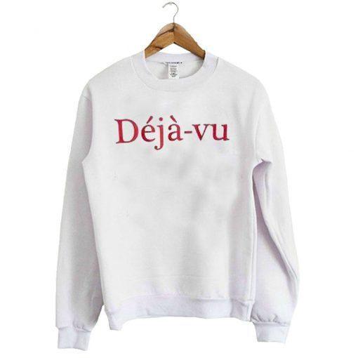 About Dejavu Sweatshirt ZNF08