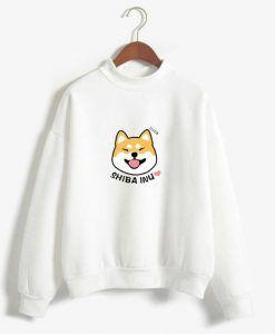 About Shiba Inu Sweatshirt ZNF08