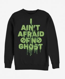 Afraid Slime Sweatshirt ZNF08