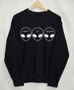 Alien's Sweatshirt ZNF08