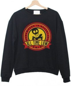 All Time Low Sweatshirt ZNF08