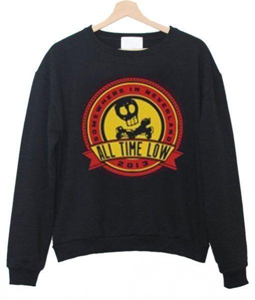 All Time Low Sweatshirt ZNF08