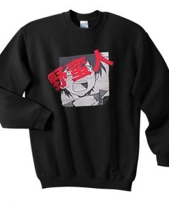 Anime Japan Sweatshirt ZNF08