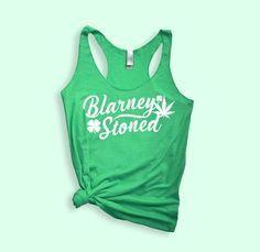 Blarney Stoned Tanktop ZNF08