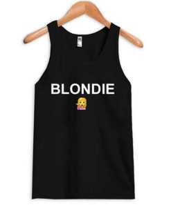 Blondie-Emoji-Tank-top ZNF08