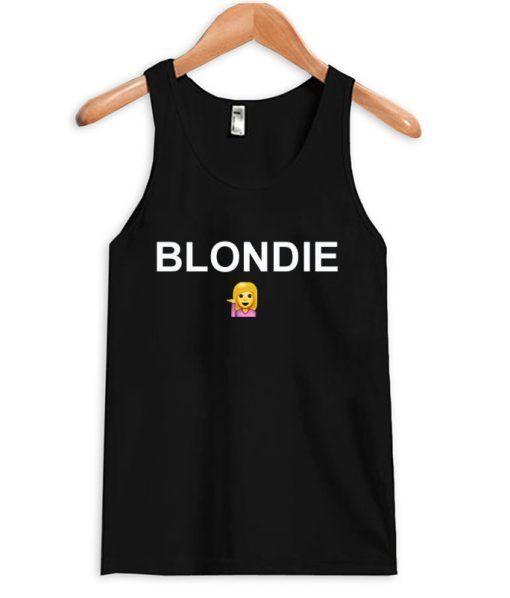 Blondie-Emoji-Tank-top ZNF08