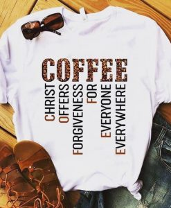 Coffee Tshirt ZNF08