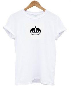 Crown Queen T-Shirt ZNF08