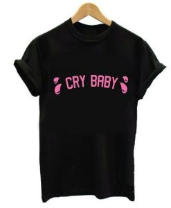 Cry Baby T-Shirt ZNF08