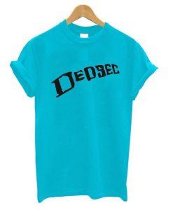 Dedsec T Shirt ZNF08