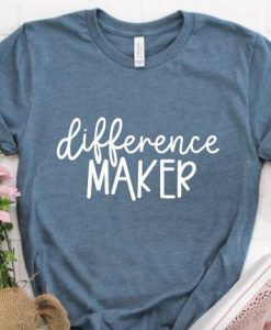 Difference Maker T-Shirt ZNF08