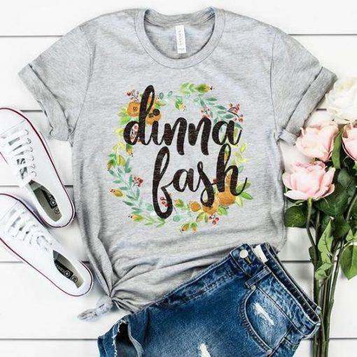 Dinna Fash T-Shirt ZNF08