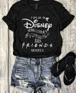 Disney And Friends T Shirt ZNF08