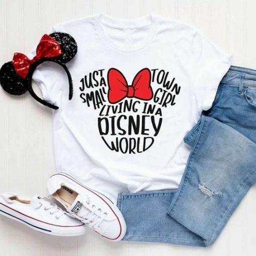 Disney world T-shirt ZNF08