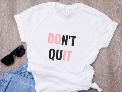 Do It Shirt ZNF08