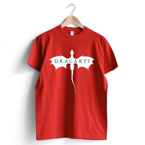 Dracarys T-Shirt ZNF08