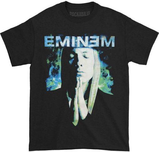 Eminem Men's Praying T-Shirt ZNF08