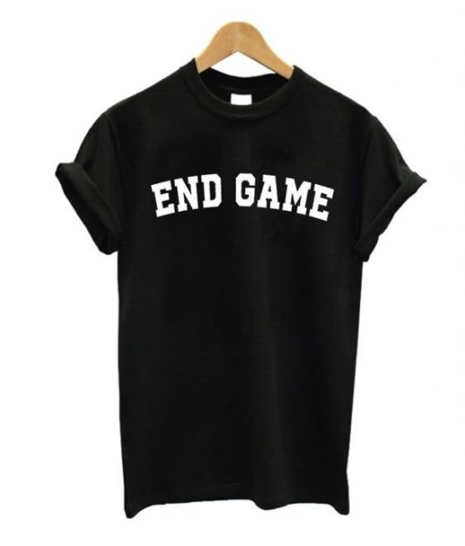 End Game T SHirt ZNF08