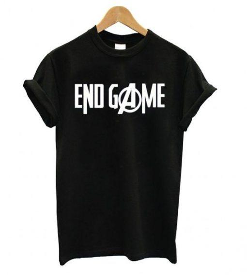EndGame – Marvel Avengers T shirt ZNF08