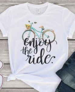 Enjoy The Ride Tee ZNF08