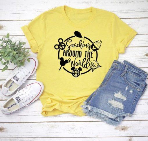Epcot shirt ZNF08