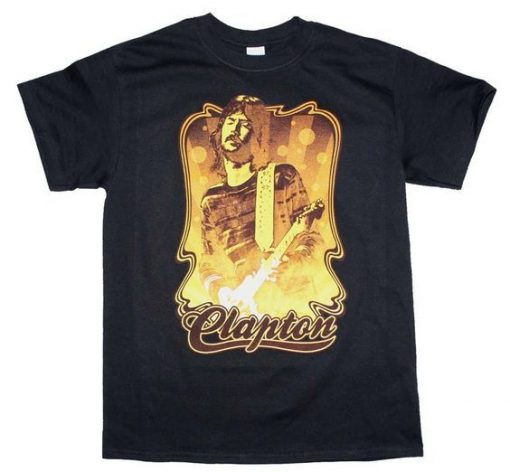 Eric Clapton of Light T-Shirt ZNF08