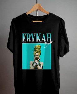 Erykah Badu T-Shirt ZNF08