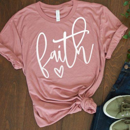 Faith Shirt ZNF08
