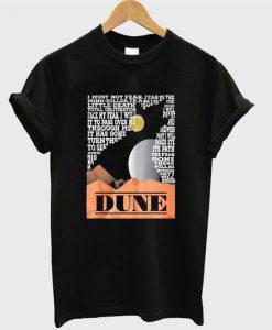 dune t-shirt ZNF08