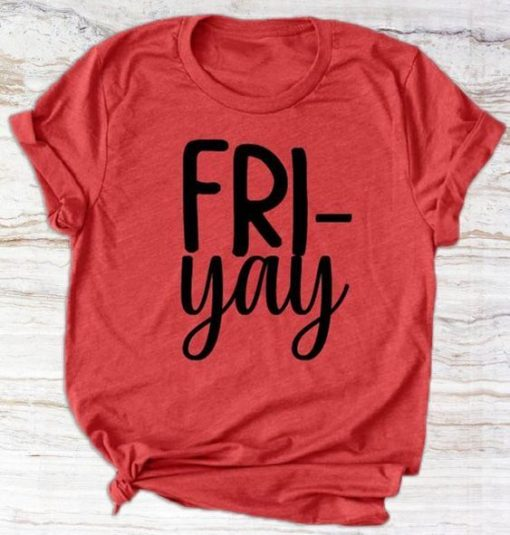 FRI-YAY T-Shirt ZNF08
