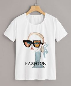 Figure Fashion Tshirt ZNF08