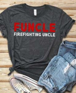 Firefighter Shirt ZNF08