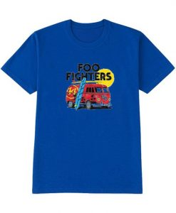 Foo Fighter T Shirt ZNF08
