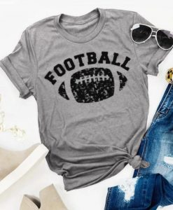 Football O-Neck T-Shirt ZNF08