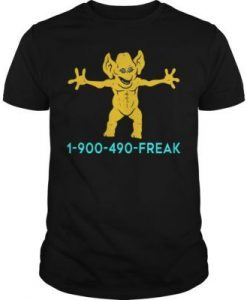 Freddie Freaker Shirt ZNF08