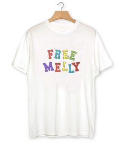 Free Melly T-Shirt ZNF08