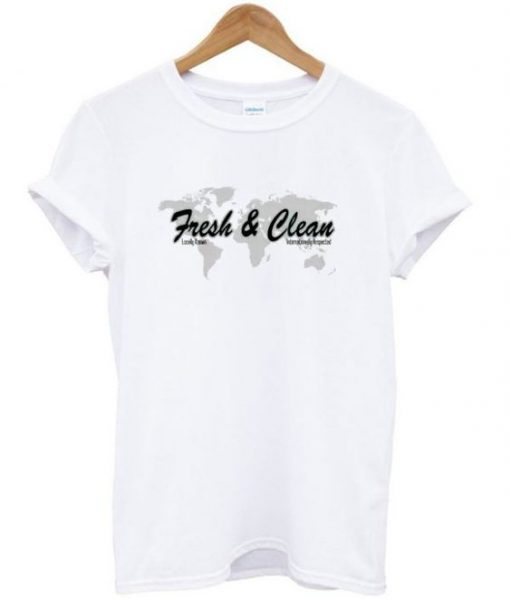 Fresh and clean t-shirt ZNF08