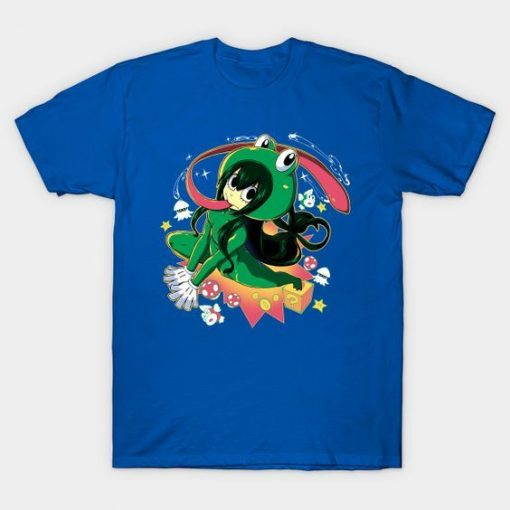 Frog suit T-Shirt ZNF08