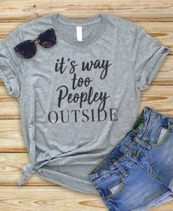 Funny Anti Social T-Shirts ZNF08