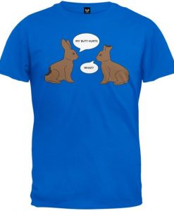 Funny Bunnies T-Shirt ZNF08