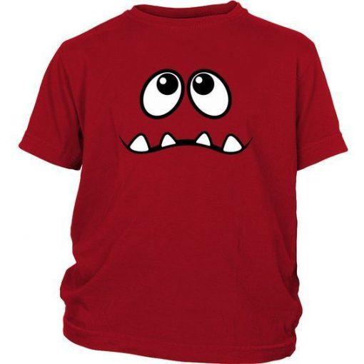 Funny Monster T-Shirt ZNF08