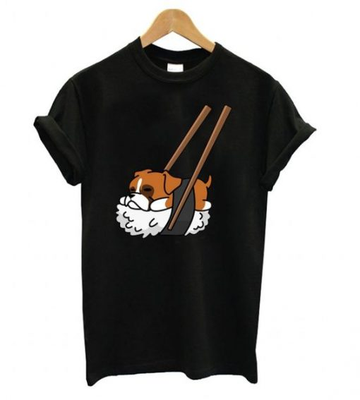 Funny Sushi Boxer T shirt ZNF08