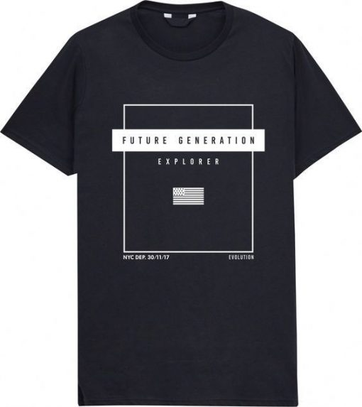 Future Generation T-Shirt ZNF08