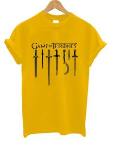 Game of Thrones Arms T Shirt ZNF08